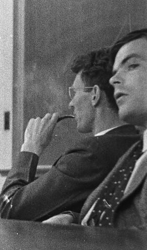 Alan Turing en Princeton