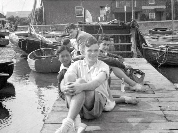 Turing in 1939